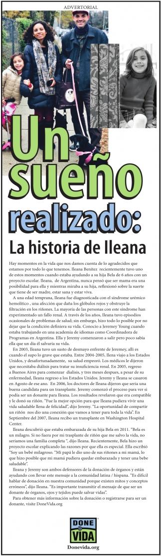 La Historia de Ileana