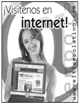Visítenos en Internet
