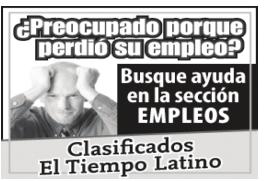 Preocupado Porque Perdio su Empleo