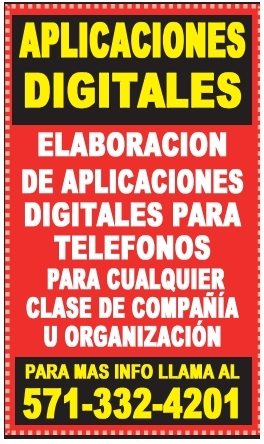 Aplicaciones Digitales