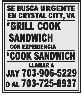 Grill Cook Sandwich
