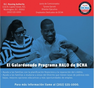Galardonado Programa Halo de DCHA