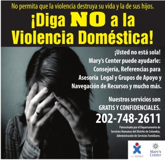 Diga No a la Violencia Doméstica