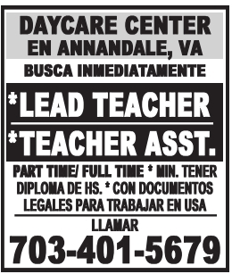Lead Teacher