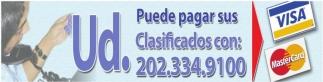ud Puede Pagar sus Clasificados
