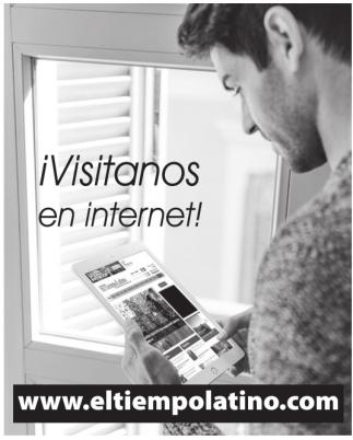 ¡Vísitanos en Internet!
