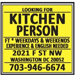 Kitchen Person