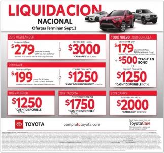 Liquidacion Nacional