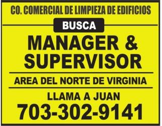 Manager & Supervisor