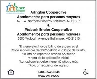 Apartamentos para Personas Mayores