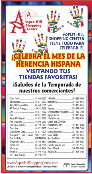Celebra el Mes de la Herencia Hispana