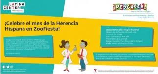 Celebre el Mes de la Herencia Hispana en ZooFiesta