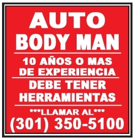 Auto Body Man