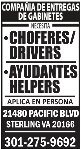 Choferes/Drivers