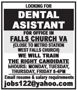 Dental Asistant
