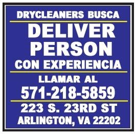 Deliver Person