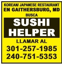 Sushi Helper