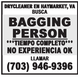 Bagging Person