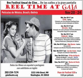 Reel Time at Gala