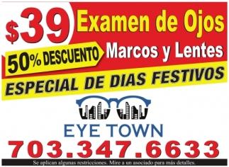 Examen de Ojos