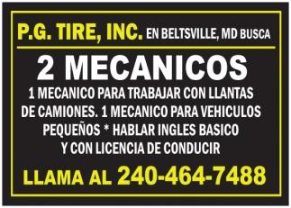 2 Mecanicos