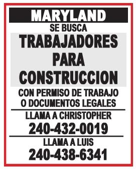Trabajadores para Construccion