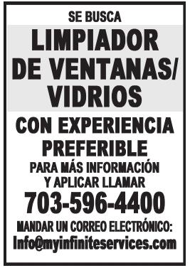 Limpiador de Ventanas/Vidrios