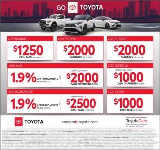 Go Toyota