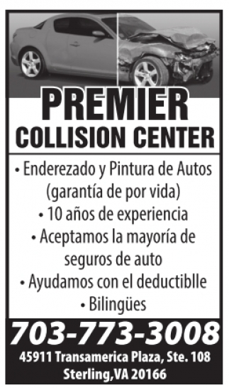 Premier Collision Center