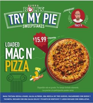 Try My Pie