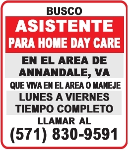 Asistente para Home Day Care