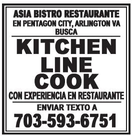 Kitchen Line Cook