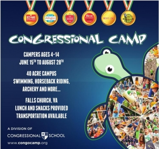 Campers Ages 4-14