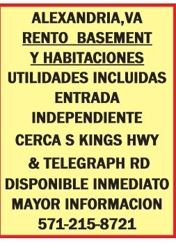 Rento Basement y Habitaciones