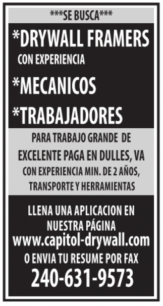 Mecanicos / Trabajadores