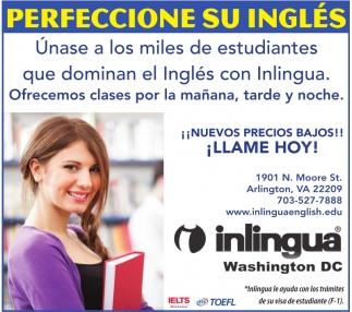 Perfeccione su Inglés