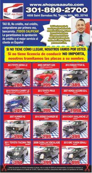 Shop USA Auto