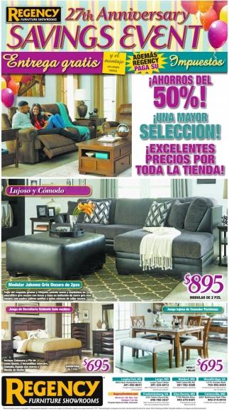 Regency Furniture Showrooms