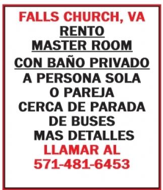 Rento Master Room