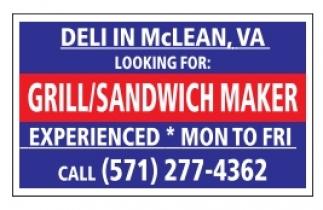 Grill/Sandwich Maker