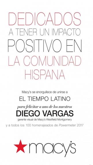 Se enorgullece de Unirse a El Tiempo Latino