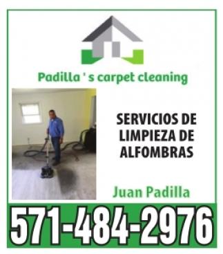 Servicio de Limpieza de Alfombras