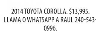 Llama a Raul