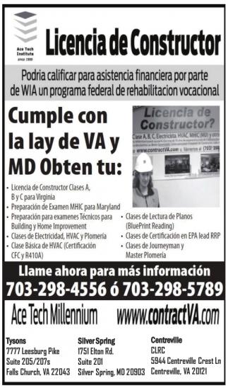 Licencia de Constructor
