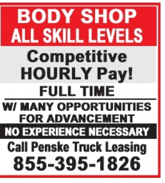 Body Shop All Skill levels