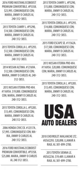 Clasificados de Autos