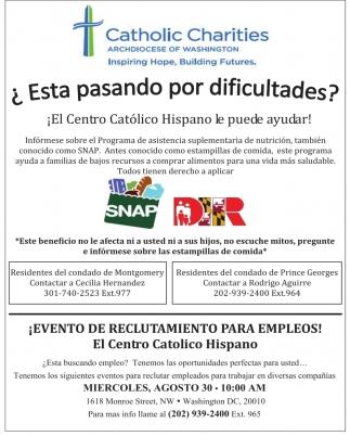 ¡Evento De Reclutamiento Para Empleos!