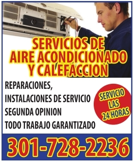 Servicios de Calefacción y Aire Acondicionado