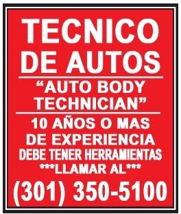Tecnico De Autos