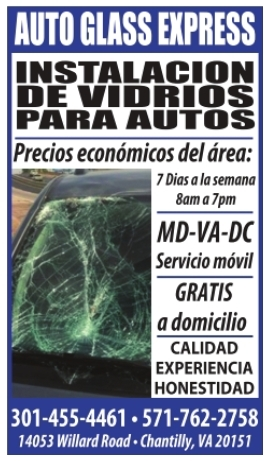 Instalacion de Vidrios de Autos